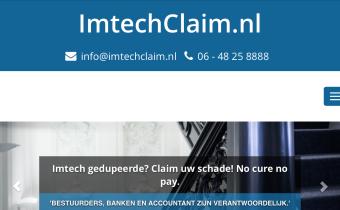 Schikking Imtech Claim van VEB en Deminor onvoldoende